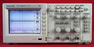 Tektronix Tds1002b 2ch 60mhz 1gs s Digital Storage Oscilloscope