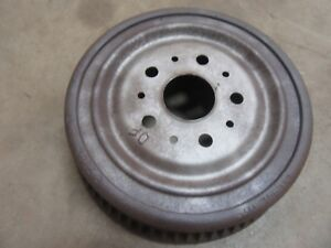 1964 Ford Thunderbird Front Wheel Hub Brake Drum Casting Hot Rod Parts
