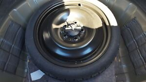 04 12 Chevrolet Malibu 16x4 18 Hole Compact Spare Wheel And Tire 5244 125 70d16