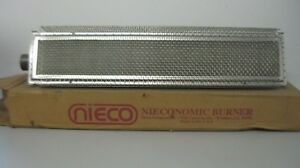 Nieco Upper Burner With Reverberator P n 8420 Automatic Broiler Nos