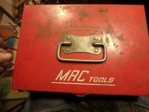 Pre Owned Atco Hose Crimper Set 99 Complete In Mac Tools Box 4192171