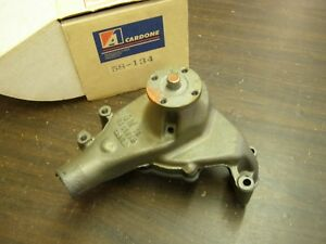 Nos Reman 1968 1969 Camaro Water Pump 1970 1971 Chevrolet Impala 302 327 350