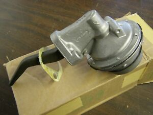 Nos Oem Ford 1961 1962 1963 Large Truck Carter X Fuel Pump Modify For Other Use
