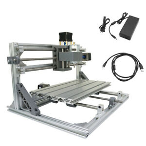Cnc 3018 Machine Router 3 Axis Engraving Pcb Wood Diy Milling Engraver Carving