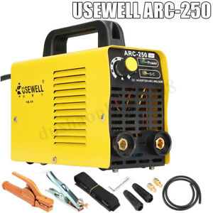 Arc 250 2p Welder Inverter Cutter Arc Gas gasless Welding Machine 160a 220v