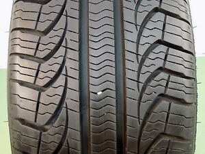 Used P205 55r16 91 T 10 32nds Pirelli P4 Four Seasons Plus