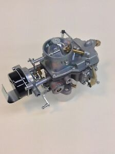 Autolite 1100 Carburetor 1965 1969 Ford Mercury 170 200 New Assembled In Usa