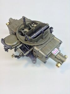 Holley Carburetor List 3255 1 1965 1967 Ford Hi riser 427 Lemans Bowl C5af bv