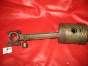 3 Hp Fairbanks Morse Z Piston Rod Gas Engine