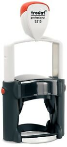 Trodat 5215 Professional Self inking Stamp package With 5 Stamps
