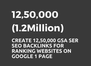 12 50 000 Backlinks For Ranking Websites On Google 1 Page Seo