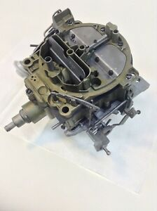 Rochester 7040288 1970 Ford 429 Cobra Jet Engines With Auto Trans And No Ac