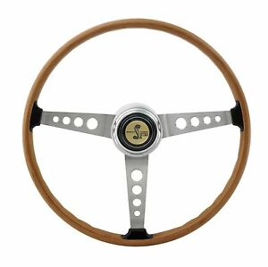 1967 Shelby Gt500 Steering Wheel 1968 1973 Mustang W Gt500 Horn Button Sleeve