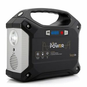 Serenelife Slspgn20 Portable Power Generator Rechargeable Battery Pack Power