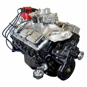 Atk Engines Hp291pc High Performance Crate Engine Small Block Chevy 350ci 330hp
