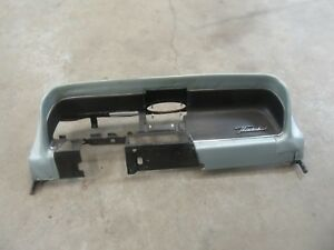 1964 Ford Thunderbird Interior Main Dash Panel Structure Insert Hot Rod Parts