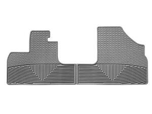 Weathertech All weather Floor Mats For Honda Odyssey 2005 2010 1st Row Grey