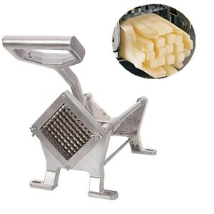 New French Fry Potato Aluminum Alloy Strip cutter Fruit Vegetable Carve Slicer