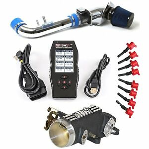 Msd Ignition 82428k Ignition Performance Kit 1999 2004 Mustang Gt Includes Msd