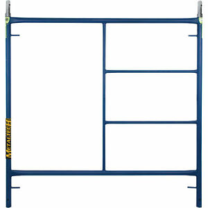 Metaltech Mason Scaffold Frame Section 60inw X 60inh m mf6060ps a