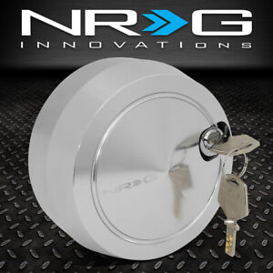Nrg Innovations Version 2 Free Spin Cover Quick Release Hub Lock W key Srk 201sl