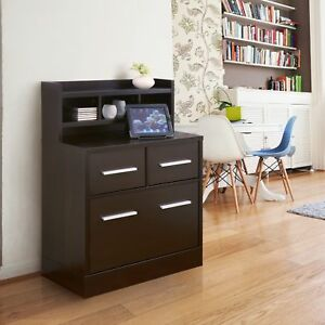 Porch Den Greene File Cabinet Work Station
