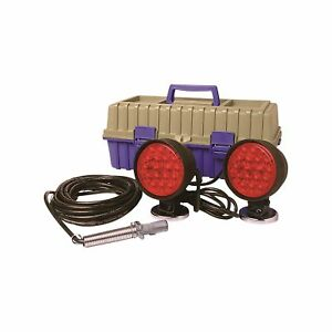Custer Products Magnetic Led Towing Light Kit Model Led30cc