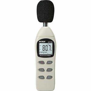 Extech Digital Sound Level Meter Model 407730