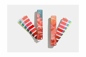Pantone Gp1601coy19 Formula Guide Coated Uncoated Set 2019 Limited Editio