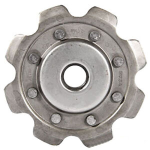 844076m1 New Corn Head Lower Idler Sprocket Made To Fit Mf 34 44 54 63 64 83