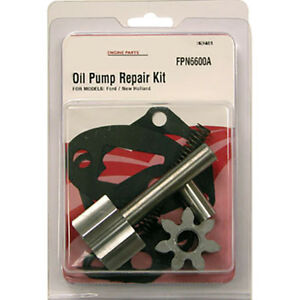 Fpn6600a Oil Pump Repair Kit For Ford New Holland Tractor 2000 4000 Naa Nab