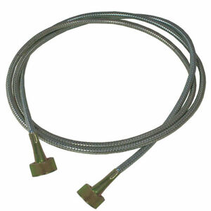 70230063 New Tachometer Cable Made To Fit Allis Chalmers Tractor Model D17 D19
