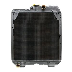 S5172928 Ford New Holland Case Ih Radiator Tn70 Tn75d Jx55 Jx65 Jx1070c Jx1060c