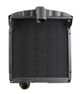 354875r93 New Radiator Assembly For Case ih Farmall Tractor Model C