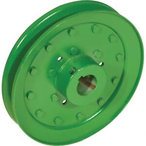 Ah130964 New Jd Combine Spreader Drive Pulley Cts 9400 9410 9450 9500 9501