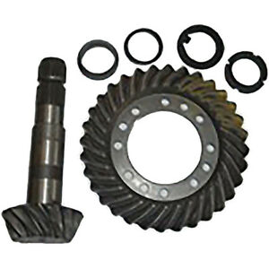 N13506 New Ring Pinion Set Made To Fit Case ih Tractor Models 480e 480f 580k