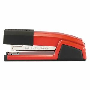Bostitch Epic Stapler 25 sheet Capacity Red