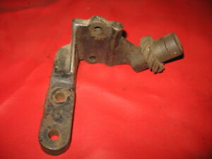 Associated Magneot Bracket Mag With Gear 2 Bolt Hit Miss Gas Engine