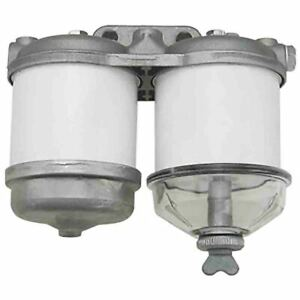 Filter Fuel Cav Style Assembly Ford 7610 5610 6600 4110 3600 4600 2600 6610