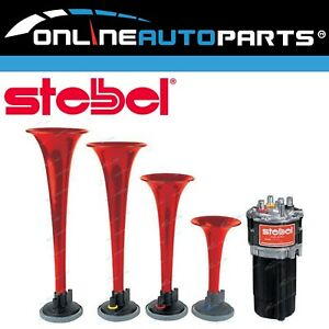 Call To Post Musical Air Horn Kit 12 Volt Stebel At The Races Tune