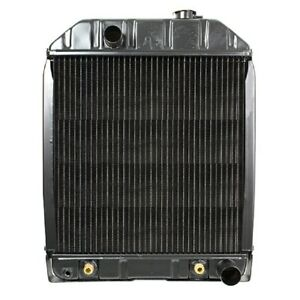 D8nn8005sb Ford Tractor Parts Radiator 4500 5000 5100 5200 5600 6600 345c
