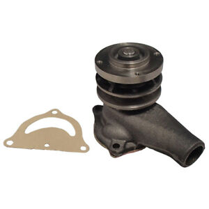 Ford 8n 9n 2n Water Pump New For Farm Tractor Cdpn8501a