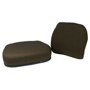 Brown Seat Cushion Set For John Deere 2350 2550 4050 4250 4450 4650 4850