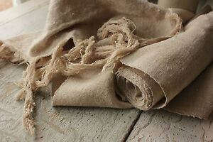 Hemp Fabric Antique Linen 4 6yds Pure Hemp Natural Fabric Organic Material