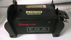 Snap On Fga Flexible Gas Analyzer Model Eeea300a For Parts Only Read Ad