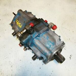 Used Hydraulic Pump Tandem Bobcat 742 741 743 6648980