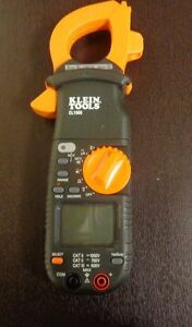 Klein Cl1000 400 Amp Ac Digital Clamp Meter z