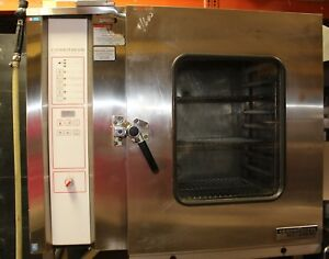 Used Alto Shaam Electric Combi Combitherm Oven Steamer Hud 10 10 Convotherm