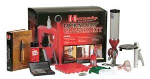 New Brand Hornady Reloading Pc085003 Hornady Lock-N-Load Classic Kit