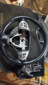 08 15 Mitsubishi Lancer Gts Steering Wheel